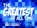 Greatest (Sep 13-Oct 11 2015)
