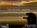 Prayer (Oct 9-23 2011)