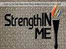 StrengthIN Me (Aug 7-Sep 4 2016)